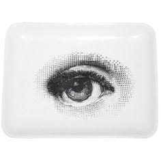 Fornasetti Porcelain Ash Tray