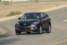 2013 #Mazda #CX9 with its new #KODO front end.