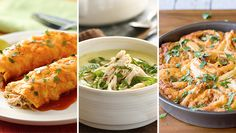 WHAT TO MAKE WITH LEFTOVER ROTISSERIE CHICKEN One bird, multiple meals. Use leftover rotisserie chicken in a variety of ways!