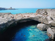 AFAR.com Highlight: Swimming Holes and Ruins  by Nicolette, Rocca Vecchia