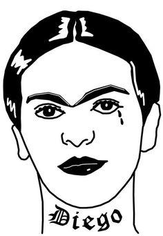Frida Kahlo | Ossessionato Frida Kahlo