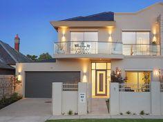 Photo of a house exterior design from a real Australian home - House Facade photo 8491849. Browse hundreds of facade designs from Australian homes on Home Ideas.