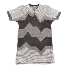 #ISSEYMIYAKE Issey Miyake Men, Knit Shorts, White Tops, Cotton Linen, Men Casual, Knitting, Grey, Blouse, Mens Tops
