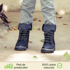 Colectia de toamna iarna Marelbo introduce aceste ghete din piele naturala, pentru copii, care sunt perfecte pentru orice tip de vreme. Sunt o achizitie practica, care, in acelasi timp, il pastreaza pe micutul tau in trend. Fiind conceputi pentru asigurarea confortul optim, ghetele acestea vor deveni o piesa de baza in garderoba copilului tau de sezon. Jordans Sneakers, Air Jordans, Indigo, Shoes, Fashion, Moda, Zapatos, Indigo Dye, Shoes Outlet