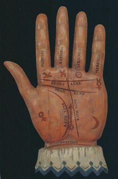 Palmistry truth or hoax pinterest palm palm hand and shorts themagicfarawayttree antique fortune tellers sign palm reader palmistry century m4hsunfo