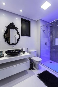 32 Bathroom Interiors For Your Perfect Home This Winter - Futuristic Interior Designs Technology Home Design Decor, New Interior Design, Easy Home Decor, Bathroom Interior Design, Home Decor Trends, Bad Inspiration, Bathroom Inspiration, Futuristic Interior, European Home Decor