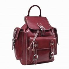 Leather Backpack, Backpacks, Bags, Fashion, Handbags, Moda, Leather Backpacks, Fashion Styles, Backpack