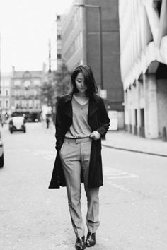 Classic Masculine Fashion Ideas For Women (34)