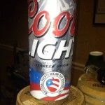 "COORS LIGHT CAN WITH PUERTO RICAN FLAG UNLEASHES BORICUA FURY  ""Some saw the decision to drape the beer can in the Puerto Rican flag as particularly insensitive this year, because the parade's theme is 'Salud — Celebrating Your Health...'"""