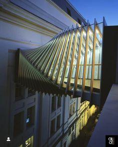 Parasite Architecture, Architecture Paramétrique, Amazing Architecture, Architecture Diagrams, Architecture Portfolio, The Royal Ballet, Royal Ballet School, Covent Garden, Royal Opera House London