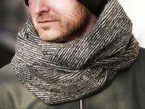 #niezchinzpasji #dlataty - bo wiecznie mu zimno i nie ma czasu kupic szalika