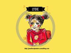 Lydiiiiiiiiie Deco Originale, Illustrations, Board, Illustration, Illustrators