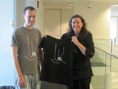 The new Media Lab T-shirts have arrived!