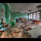 Pripyat, une ville irradiée