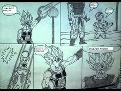 Dragon Ball Z - El Encuentro de Bardock y Goku - 2ª Parte