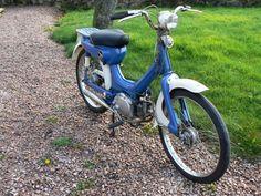 Honda PC50 1968