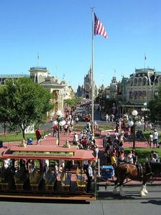 The Windows of Main Street, U.S.A.@ The Magic Kingdom - The history behind the names on the windows