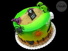 Here Lies Cake | Freed's Bakery Las Vegas |