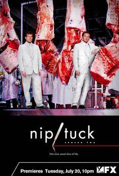 Nip/Tuck TV Series (2003–2010) starring Dylan Walsh, Julian McMahon, John Hensley, Joely Richardson, Roma Maffia, Linda Klein and Kelly Carlson - dvdbash.com