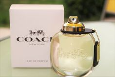 coach the fragrance review & making of.