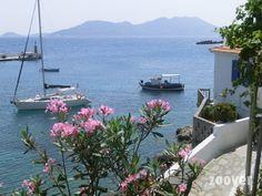 Nice view Kokkari, Samos, Greece