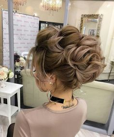 Lovely intricate up do for special occasions #glam...x