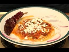 Authentic Huevos Rancheros Recipe - Mexican Eggs with Ranchero Sauce, ,