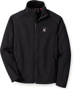 Spyder Male Foremost Full-Zip Jacket - Men's