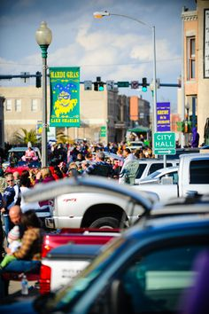 Mardi Gras in one of the biggest celebrations all year in Louisiana and there is no exception in Southwest Louisiana! With more than a dozen parades and Mardi Gras celebrations, get ready to enjoy the second largest Mardi Gras in the state! | Photo by LindseyJanies.com