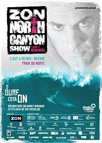 Zon North Canyon Show