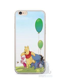 Capa Iphone 6/S Plus Ursinho Pooh Capas Iphone 6, Capas Samsung, Capa Iphone 6s Plus, Iphone 4, Winnie The Pooh, Phone Cases, Character, Pooh Bear, Mugs
