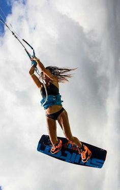 greta menardo Collection kite #surf #girl by adoscool.com 2015 Made www.adoscool.com | Ados Cool!