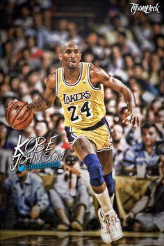 """Twitter / tysonbeckdesign: Kobe """"Johnson""""   @kobebryant ...amazing photoshop skills"""