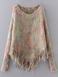 SHARE & Get it FREE | Oversized Fringed SweaterFor Fashion Lovers only:80,000+ Items • New Arrivals Daily Join Zaful: Get YOUR $50 NOW!