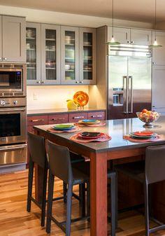 Beautiful kitchen remodel in denver costilla more