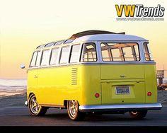 Mazzeo's Garage: Volkswagen Kombi California Look - foto do dia