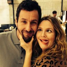 """She's really goofy. 