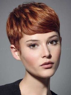 20.Short Pixie Hairstyle