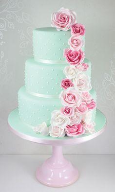 нежно розовый торт - Поиск в Google