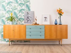 sideboard, chest of drawers, vintage, Buffet, Decoration Entree, Cupboard Doors, Sideboard, Woodworking Projects, Modern, Drawers, Mid Century, Flooring