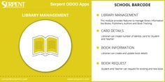 Provides Library Management System