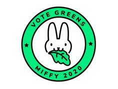Vote for Miffy