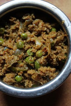 Kheema matar is one of the fine delicacy which is prepared all over india. But it is made with either minced lamb or minced chicken. This version is for all those vegetarian friends, this is made with minced soya chunks. And this taste great with rice or rotis..Give this a try and let me know...Read More
