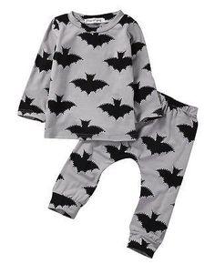 Baby Girl Animal T-Shirt Cute Baby Boy Batman Top Leggings Kids Autumn Print Outfits Cute Toddler Long Pants