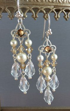 A personal favorite from my Etsy shop https://www.etsy.com/listing/219359184/new-swarovski-golden-shadow-bicone-bead