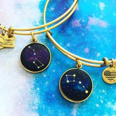 "4,421 Likes, 61 Comments - ALEX AND ANI (@alexandani) on Instagram: ""We go together like the stars in the sky. #🌟 #BigLittle >> Shop link in bio to support @bbbsamerica."""