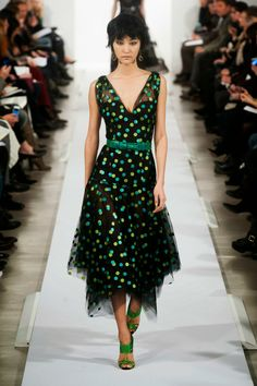 Oscar de la Renta Fall/Winter 2014/15