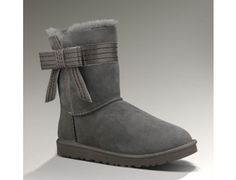 2013 New - UGG Australia Women Boots Josette GREY 1003174