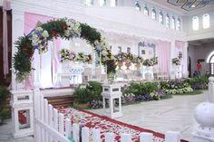 Dinda & Rafi Wedding Decoration by LAKSMI - Kebaya Muslimah & Islamic Wedding Service - 002