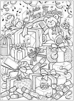 My Christmas Songbook: Music for the Beginning Pianist (Includes Coloring Pages!) -- 6 sample pages My Christmas Songbook: Music for the Beginning Pianist (Includes Coloring Pages!) -- 6 sample pages Cat Coloring Page, Colouring Pics, Coloring Book Pages, Printable Coloring Pages, Free Adult Coloring, Coloring Pages For Kids, Coloring Pages Winter, Christmas Coloring Sheets, Theme Noel